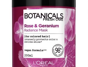 Μάσκα μαλλιών Fresh Care Rose & Geranium Botanicals L'Oreal Paris (200ml)