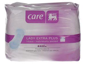 Σερβιέτες Ακράτειας Lady Extra Plus 10 Τεμάχια
