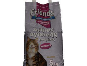 Άμμος Υγιεινής Αρωματική Για Γάτες 5 Kg