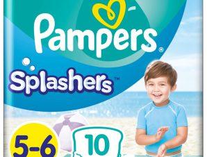 Πάνες βρακάκι Μαγιό Μωρού Splashers Νο5-6 14kg+ 10 Τεμάχια