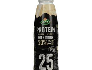 Ρόφημα Γάλακτος Protein Βανίλια 50% Λιγότερη Ζάχαρη 479ml