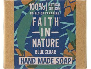 Σαπούνι Ανδρικό Μπλε Κέδρος 100g