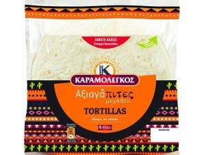 Πίτες Tortillas Μεγάλες 372g