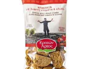 Ντακάκια Λιαστή Ντομάτα & Ελιές 400g