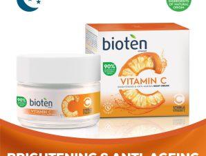 Κρέμα Νύχτας Vitamin C 50ml