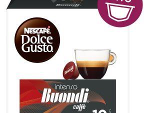 Κάψουλες Καφέ Dolce Gusto Intenso Buondi 112g