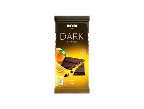 Σοκολάτα Dark Πορτοκάλι 90gr