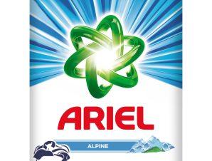 Σκόνη Πλυντηρίου Ρούχων Alpine 56 Μεζούρες