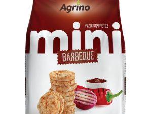 Ρυζογκοφρέτες Μίνι Barbeque 50g