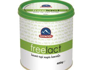 Τυρί Λευκό Freelact Χωρίς Λακτόζη 400g