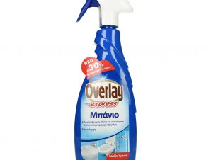 Spray Καθαρισμού Express Μπάνιο 650ml