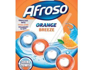 Καθαριστικό Block Τουαλέτας Orange Breeze 40g
