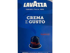 Κάψουλες Καφέ Crema E Gusto 10×5.7g