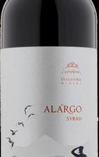 Δουλουφάκης Alargo Syrah 2016