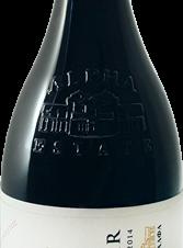 Κτήμα Άλφα Pinot Noir 2018 Οικοσύστημα